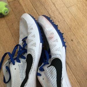 Nike Shoes - EUC Nike mid-distance (multi use) track spikes